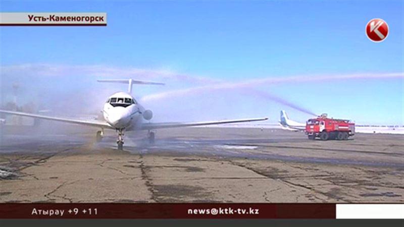 Учения на аэродроме близ Усть-Каменогорска не связаны с трагедией в Египте