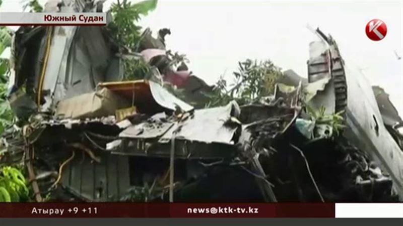 На жилища рыбаков в Судане рухнул грузовой Ан-12