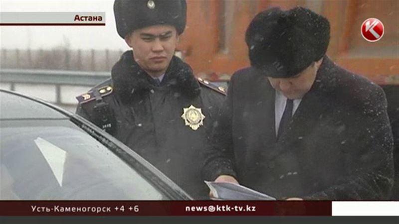 На трассах вместе с полицией будут дежурить судоисполнители