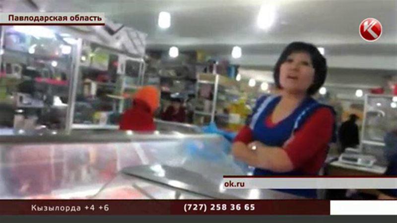 Обвес и хамство могут стать причиной ареста продавца из Экибастуза