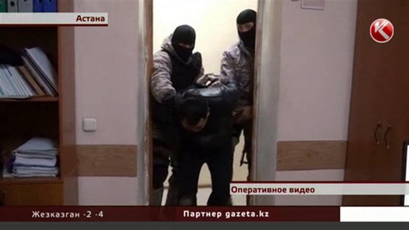 В Астане задержали лидера ОПГ, который лечился в психбольнице