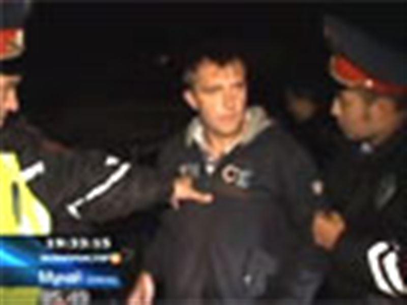 В Костанае пьяный водитель сбил двух школьниц