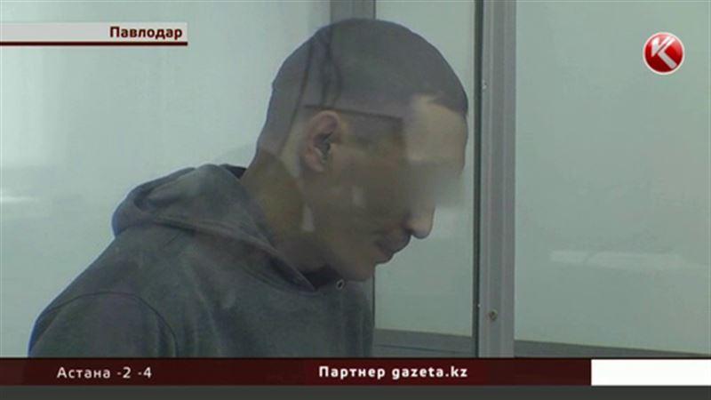 Убийца павлодарского полицейского предстал перед судом