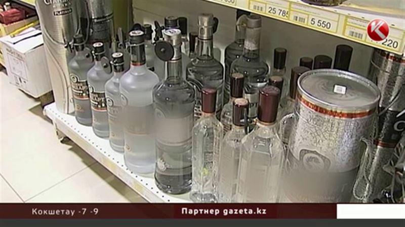 Водка в Казахстане все-таки подорожает
