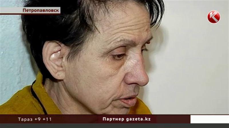 Петропавловские полицейские ищут тех, кто опознает интеллигентную женщину в домашних тапочках