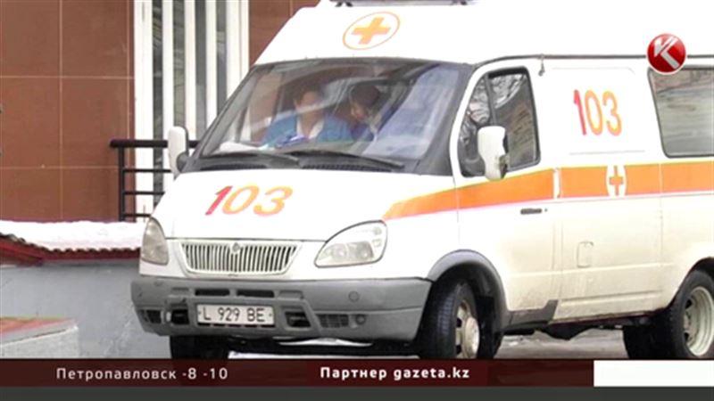 В Уральске прямо с занятий учеников увезли в больницу