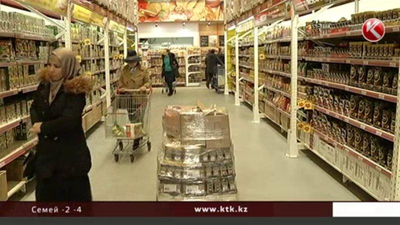 Казахстанцам для выживания нужно 43 продукта