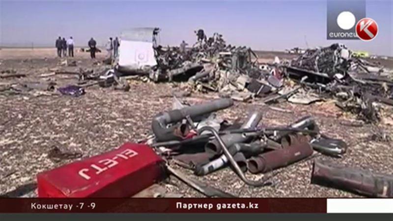 На борту российского аэробуса, рухнувшего в Египте, обнаружили таймер
