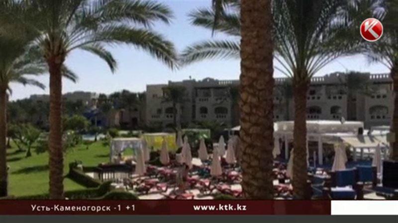 Казахстанские турфирмы массово аннулируют туры в Египет