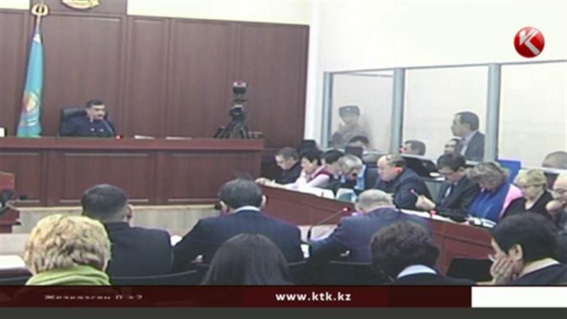 Экс-аким Карагандинской области начал давать показания