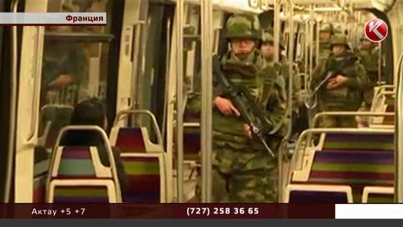 Французская полиция установила личность седьмого экстремиста
