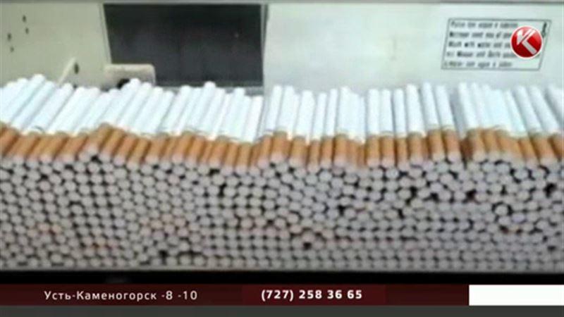 Стоимость сигарет в Казахстане может достичь 1000 тенге
