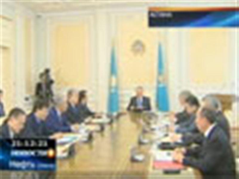 Нурсултан Назарбаев недоволен работой фонда «Самрук-Казына»