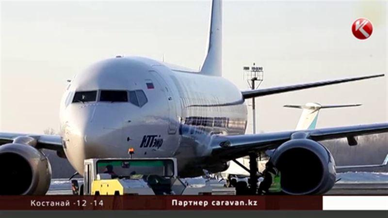 Казахстан отреагировал на запрет авиационных властей России