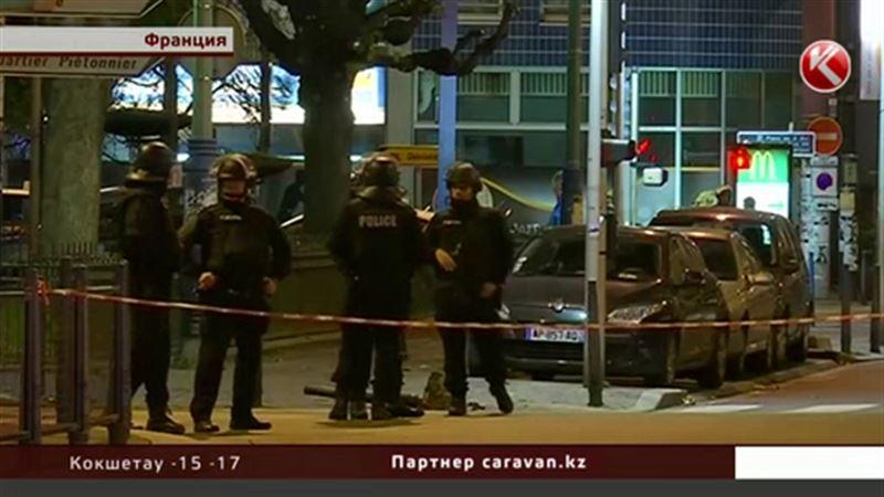В Париже гремят взрывы и снова стреляют
