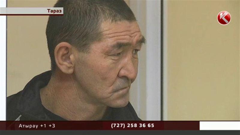 В Таразе осудили педофила, от которого забеременела падчерица