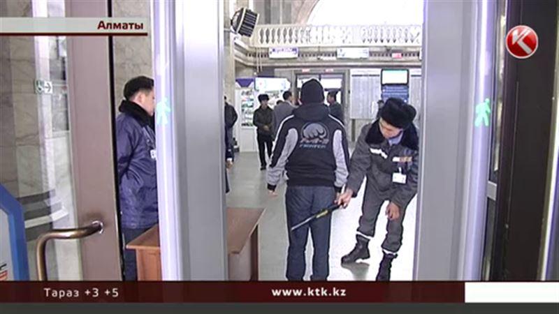 Системы безопасности казахстанских вокзалов могут дать сбой