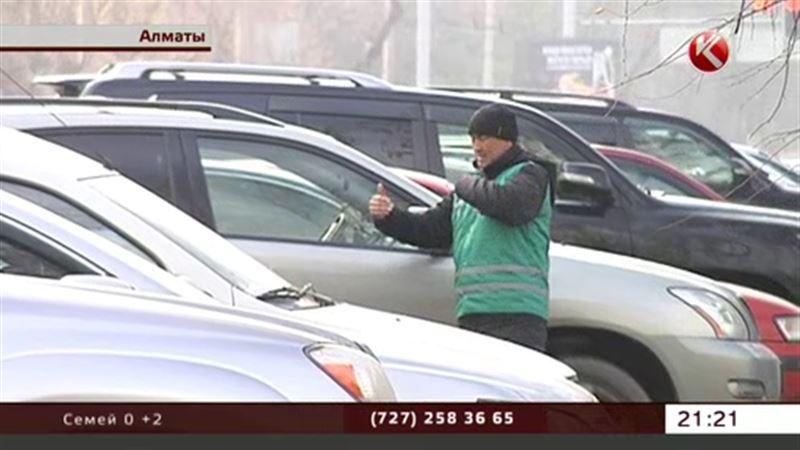 Новая система оплаты парковок в Алматы – загадка даже для разработчиков