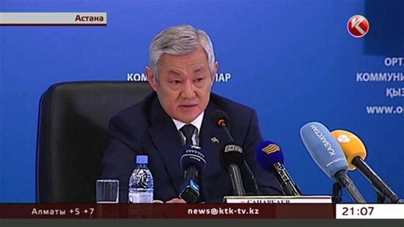 Сапарбаев объяснил, что происходит с его подчиненными