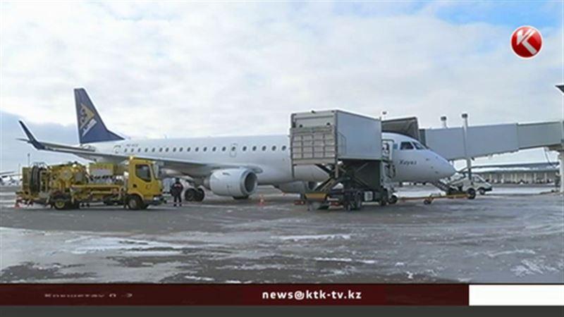 В Ассоциации авиаперевозчиков назвали историю с аэропортом за $8 000 000 000 блефом