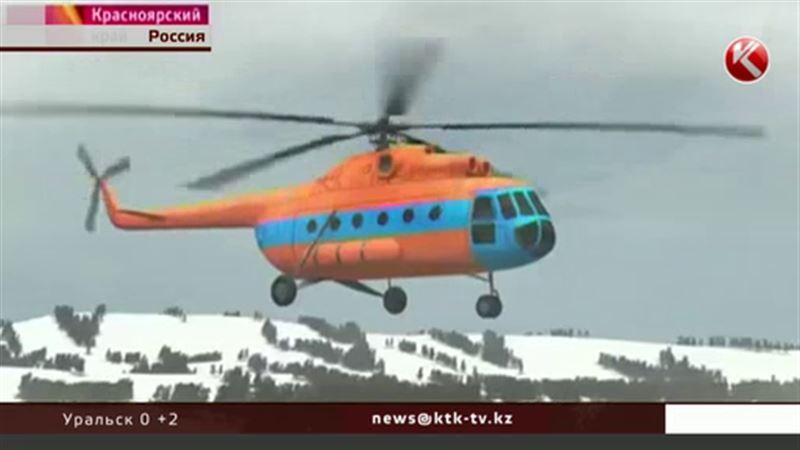 В России рухнул вертолет, погибли 15 человек