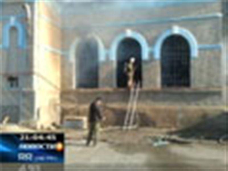 В Актюбинской области накануне тушили крупнейший пожар