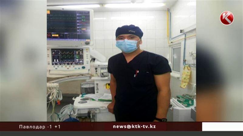 Медик скорой, избитый в Алматы, до сих пор в коме