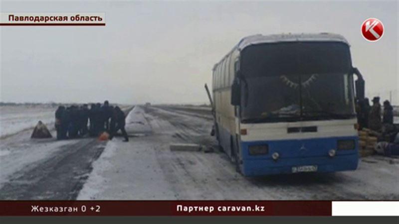 47 узбеков замерзали, но отказывались от помощи павлодарских спасателей