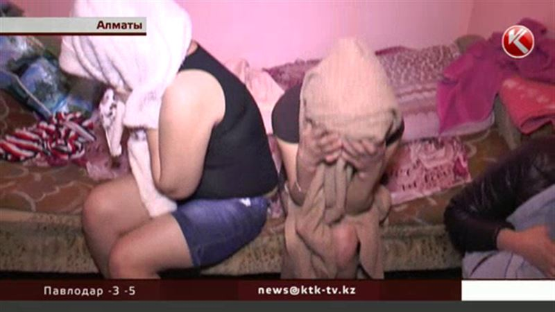 Полиция Алматы разыскивает клиентов ВИЧ-инфицированных проституток