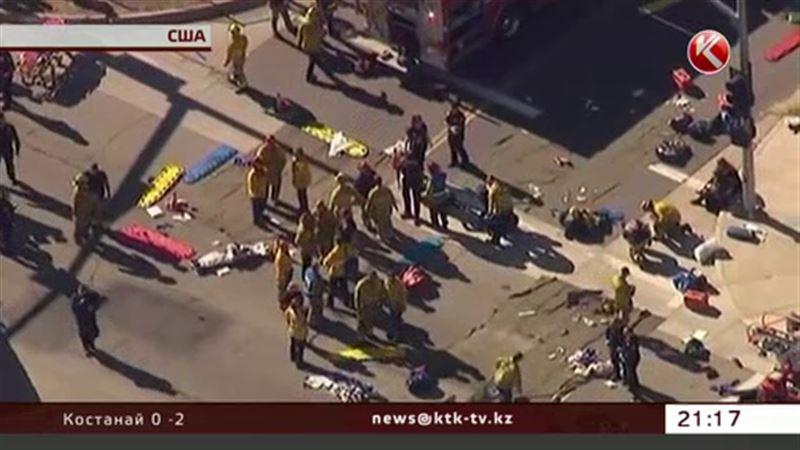 Массовое убийство №355: кошмар в Сан-Бернардино