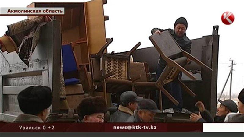 Массовое новоселье разрешило конфликт в Акмолинской области