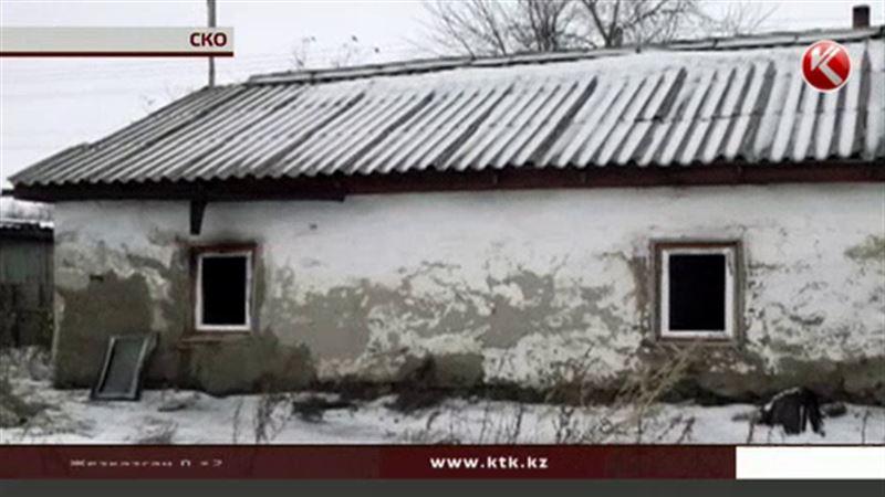 В Северо-Казахстанской области при пожаре погибли инвалиды