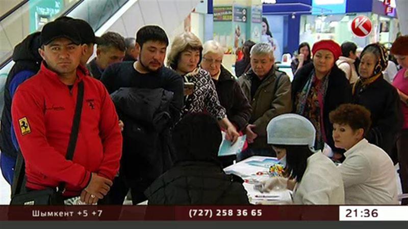 Ожирение становится причиной инсультов у казахстанских подростков