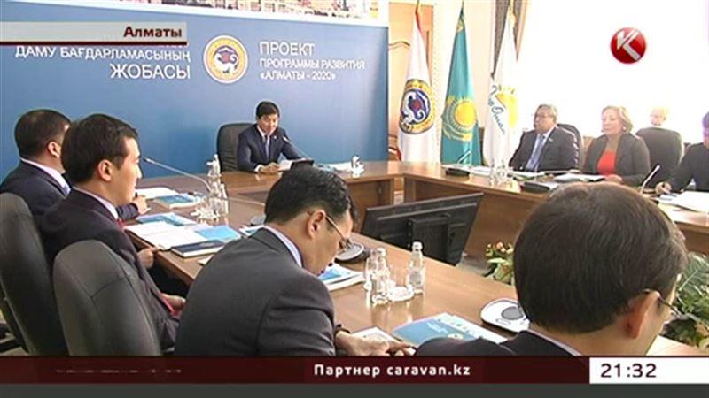 Алматинцев больше всего волнует качество дорог и работа автобусов