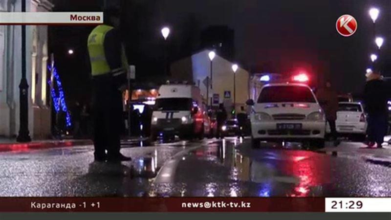На Покровке в Москве взорвалась граната Ф-1