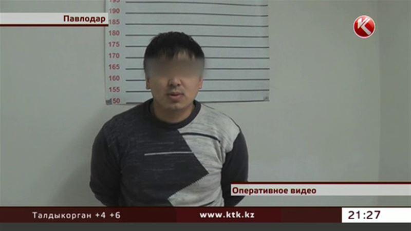 Павлодарских барымтачей отправили в изолятор