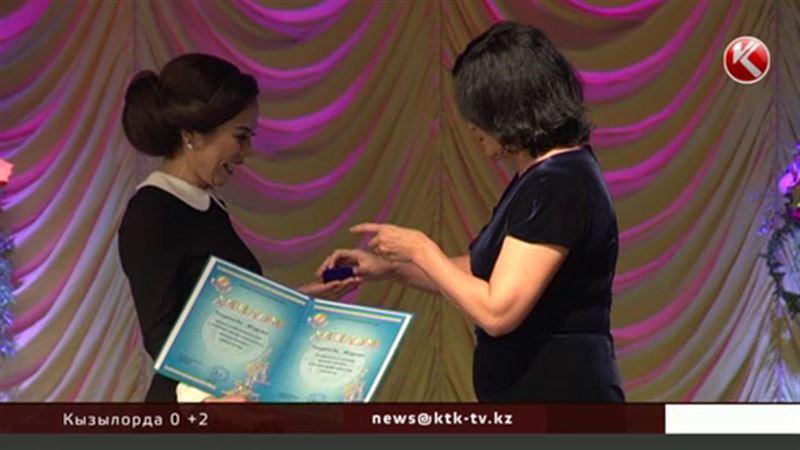 Автор проекта КТК «Журекжарды» получила престижную награду
