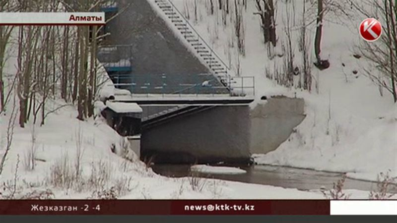Бесхозные и аварийные дамбы могут затопить десятки поселков по всему Казахстану
