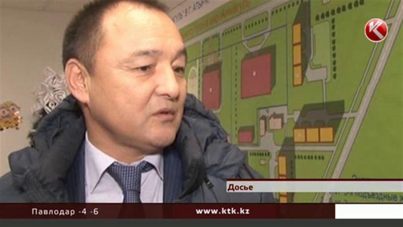 Начальник отдела строительства Атырау арестован