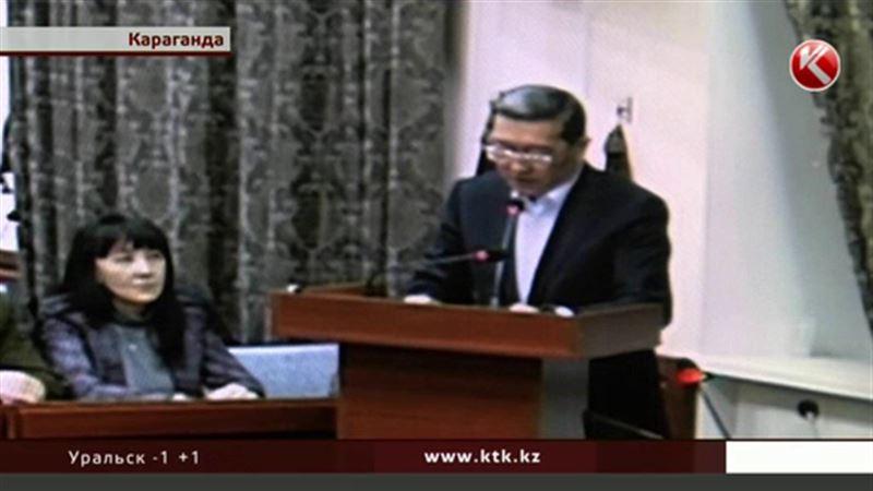 Серик Ахметов со скамьи подсудимых попросился на госслужбу