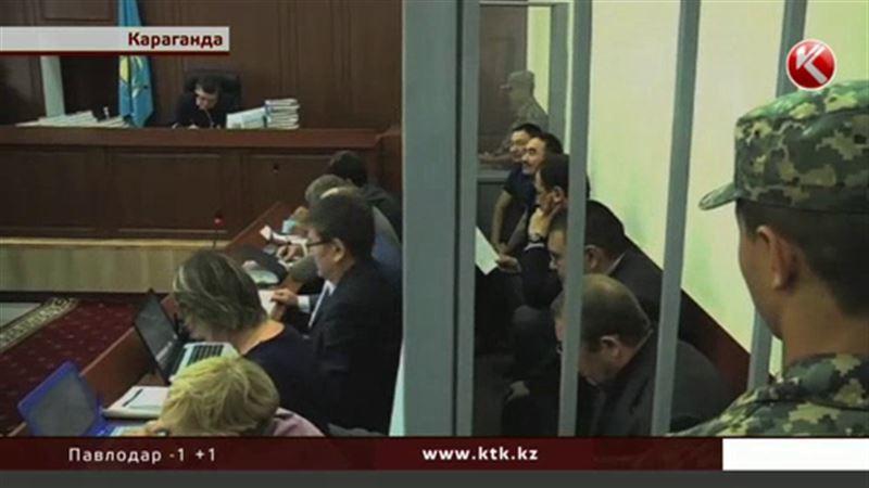 Во время вынесения приговора Серику Ахметову пострадали люди