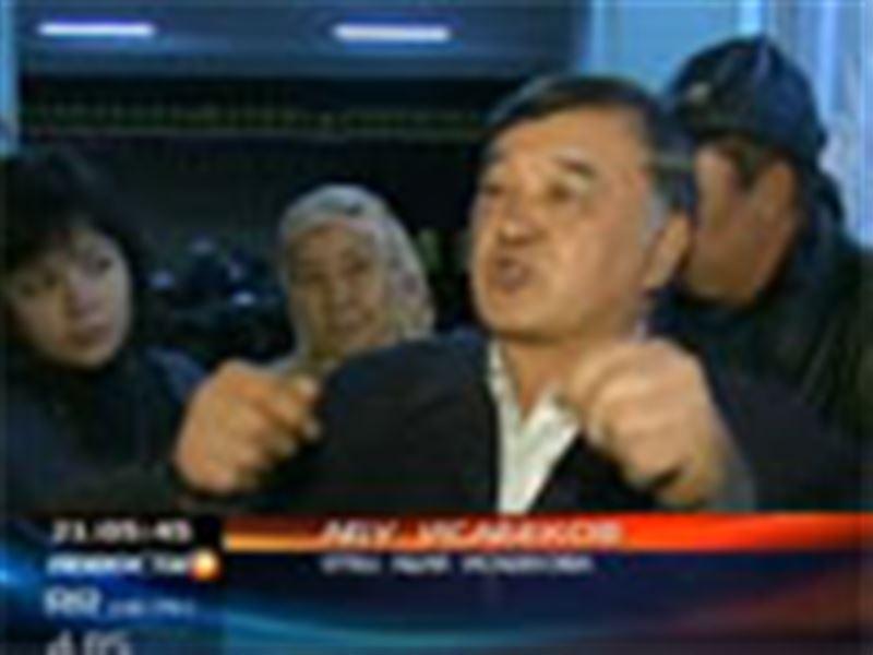 В Алматинской области продолжается скандал вокруг гибели двух школьников