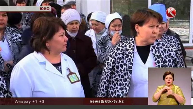 В противотуберкулезном санатории Кентау заявили, что их пациенты голодают