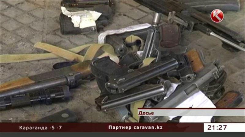 Казахстанцы за год разоружились на два миллиарда тенге