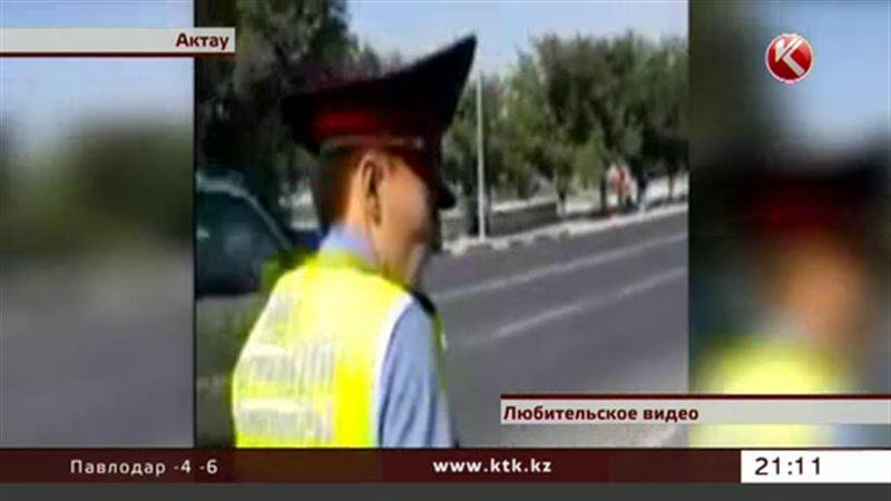 Актауский полицейский требует полмиллиона за моральные страдания