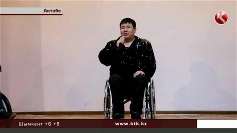 Артисты с ограниченными возможностями выступили перед заключенными