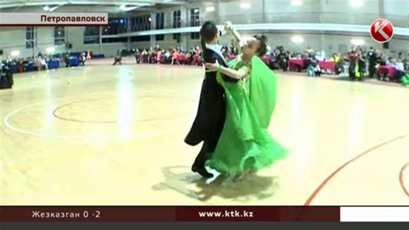 В Петропавловске соревновались танцоры