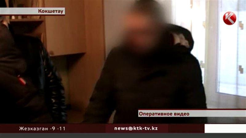 Бывалого вора задержали кокшетауские полицейские