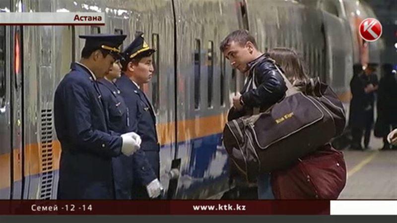 Отечественные железнодорожники открывают новые маршруты