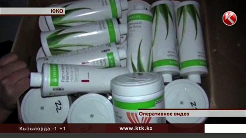 15 тонн контрабандных лекарств пытались вывезти из Казахстана